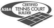ASBA Certified Tennis Court Builder