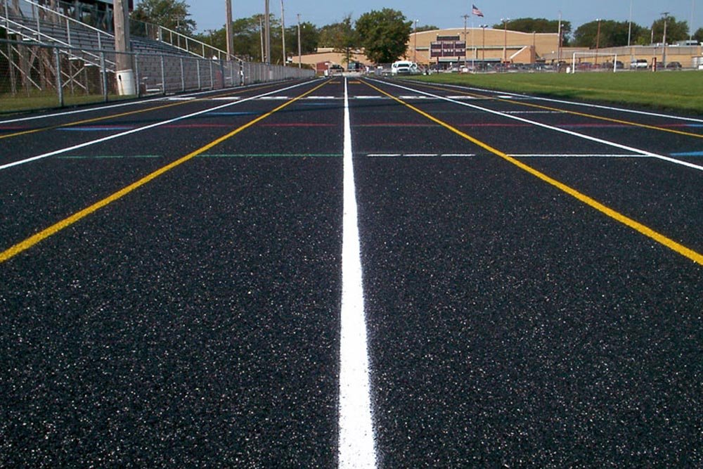 Running Track Construction and Repair