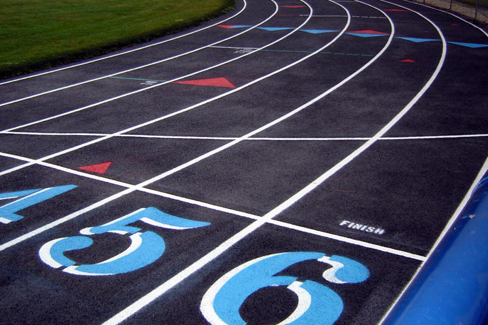 Indiana High School and College Running Track Construction and Renovation