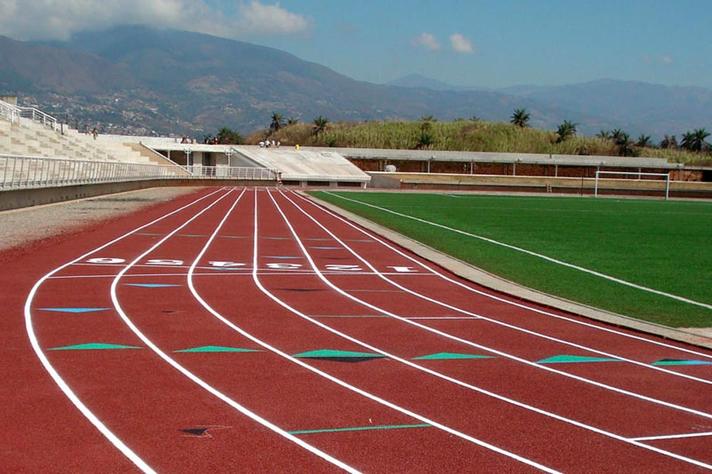 High School and College Running Track Construction and Renovation