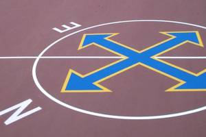 Indiana and Midwest Athletic Markings for Schools and Playgrounds