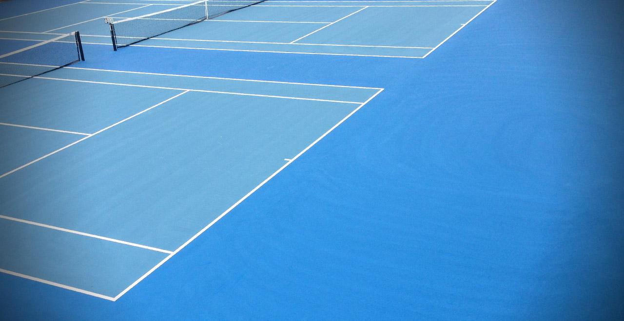Tennis Court Construction Project